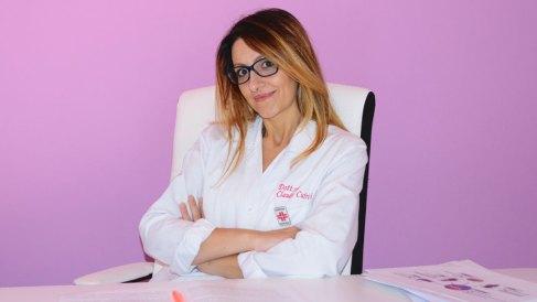 Dott.ssa Claudia Cutrini Nutrizionistas