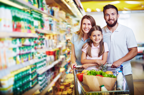 Come fare la lista della spesa sana al supermercato senza farti ingannare dalla pubblicità