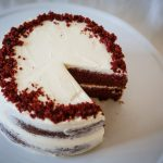 Gluten Free Red Velvet Cake Piece Only 8 1 Of 1 Nutrizonia