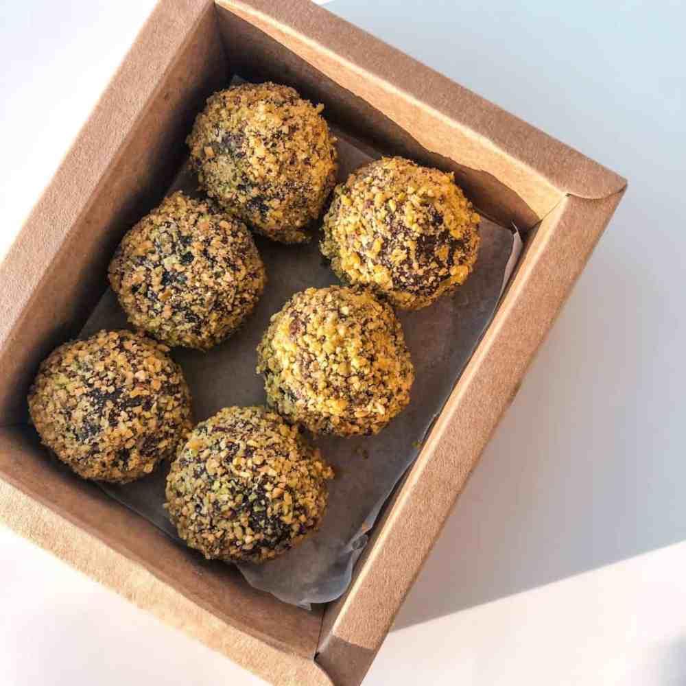 Pistazien Energy Balls NUTRYS