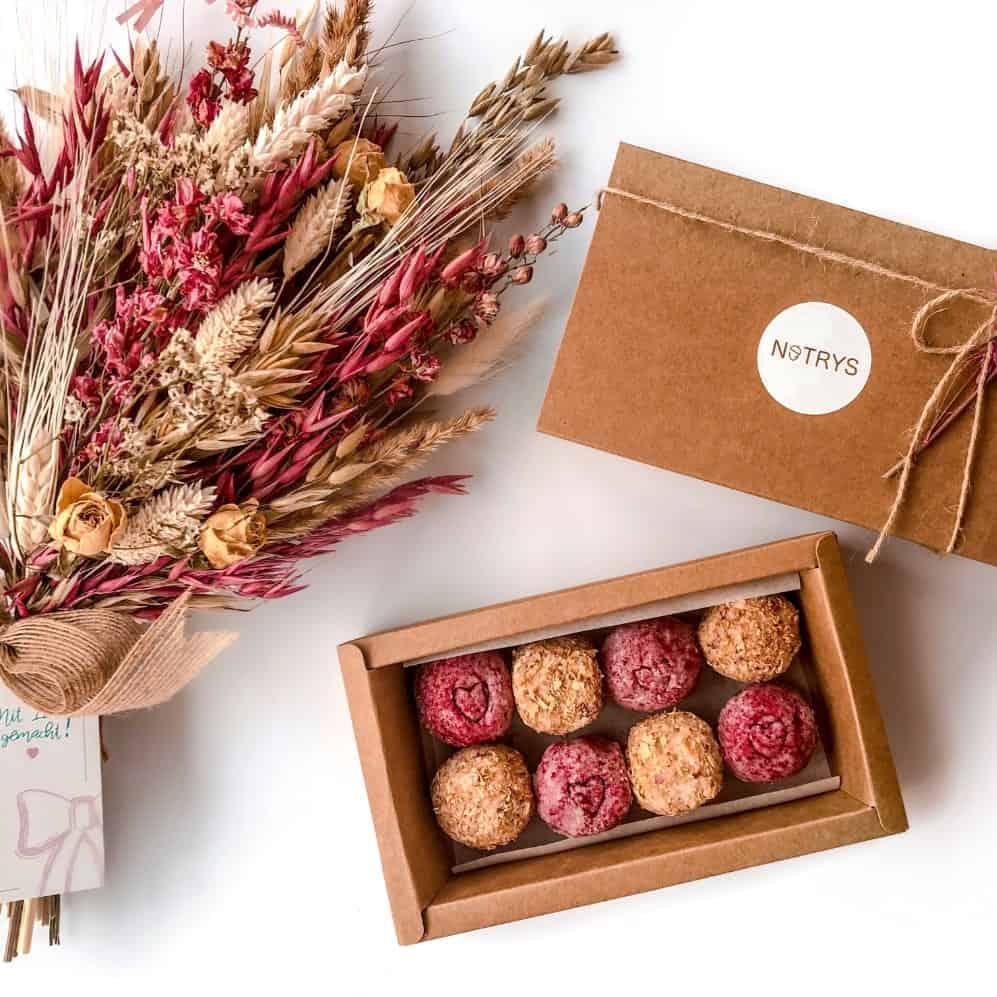 NUTRYS Energy Balls Valentinstag