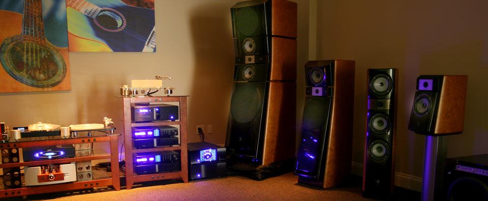 Audio Video Stereo Speakers Turntable  Kitsap  Seattle