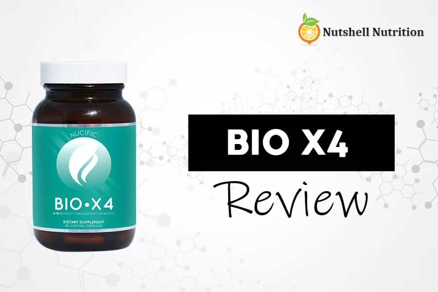 Bio x4 Review 2020 - Does It Work? | Nutshell Nutrition