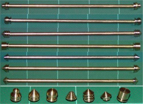 Doll House Curtain Poles