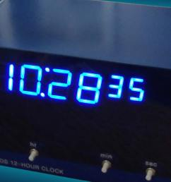 more tricks with old school digital clocks [ 1200 x 800 Pixel ]