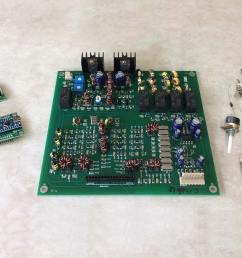 meet the microbitx a simple to build yet challenging all band transceiver kit [ 1200 x 800 Pixel ]