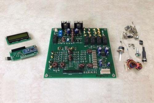 small resolution of meet the microbitx a simple to build yet challenging all band transceiver kit