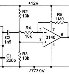 ir pre amp circuits [ 1237 x 835 Pixel ]