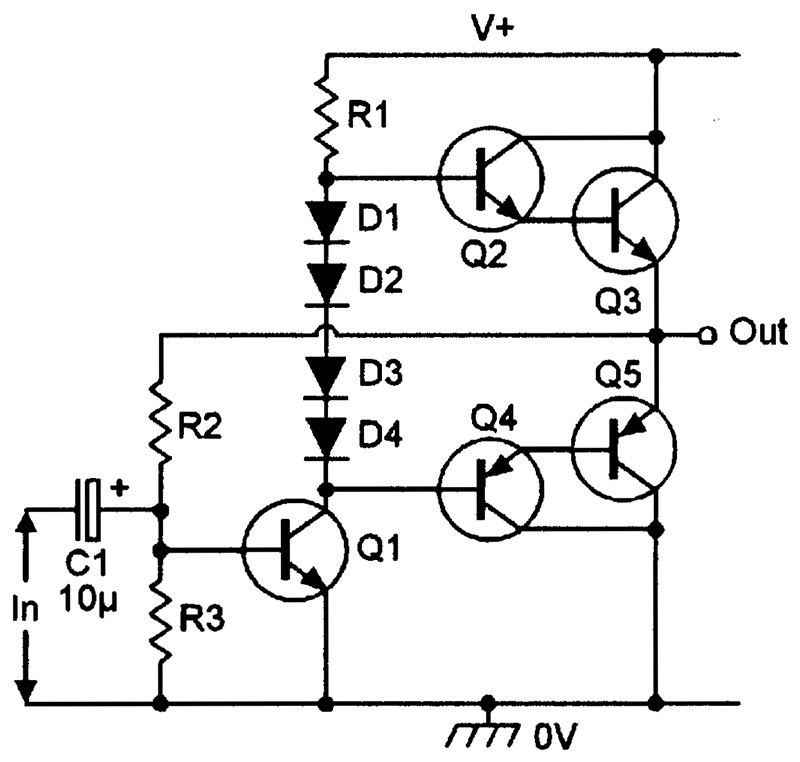 High Power Audio Amplifier Ic List
