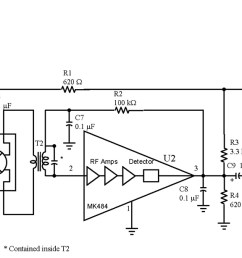 am receiver schematic schema wiring diagram online am transmitter diagrams a simple superhet nuts volts [ 1500 x 614 Pixel ]