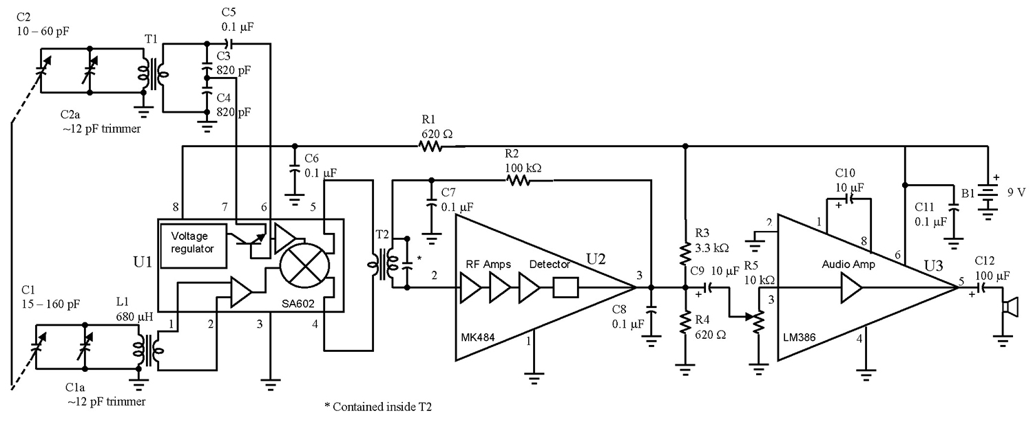 hight resolution of a simple superhet nuts u0026 volts magazineblock diagram of a superheterodyne am rx 19