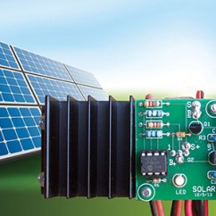 Pwm Solar Charge Controller Circuit Diagram Spring Force Build An Inexpensive 12 Volt Amp Modern Digital Since The Voltage Is Low There No Danger Of Shock It Simple To Ideal For Novice And Special Tools Are Needed Other Than A Soldering