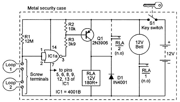 Wire Loop Game Circuit Diagram : 30 Wiring Diagram Images