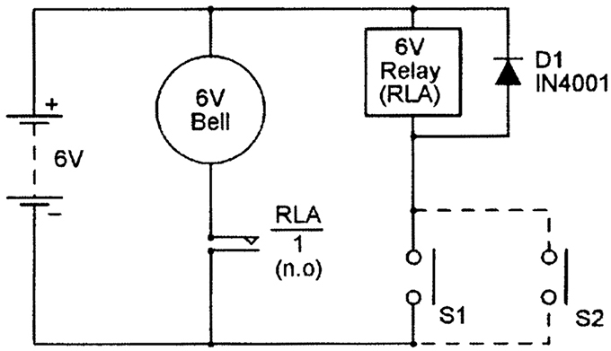 latching relay coil wiring diagram mil spec