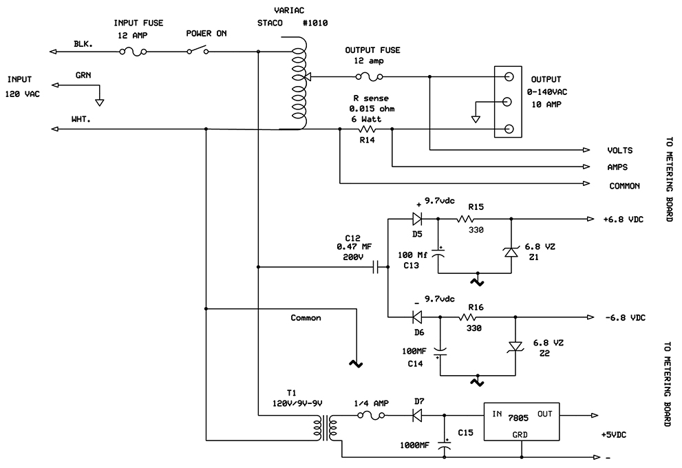 powerstat variable transformer wiring diagram standing wave staco ...