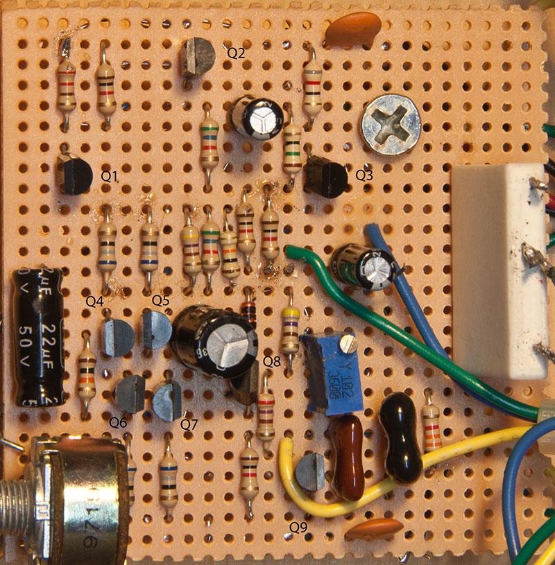 50 Watts Transistor Amplifier Wiring Diagram50 watts transistor