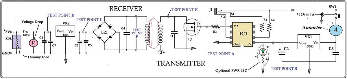 wireless power transmission circuit diagram standard process flow symbols kn igesetze de build your own induction charger nuts volts magazine rh nutsvolts com project pdf