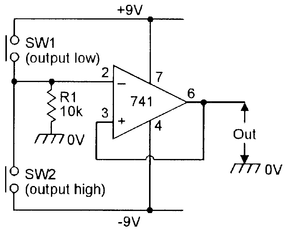 Ua741 Audio Amplifier Schematic. Audi. Wiring Diagrams