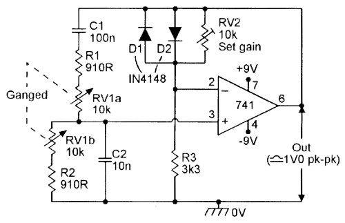 small resolution of op amp cookbook part 3 nuts volts magazine op amp zero method circuit diagram amplifiercircuit circuit