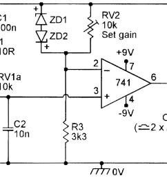 figure 6 zener regulated 150hz 1 5khz wien bridge oscillator  [ 1614 x 890 Pixel ]