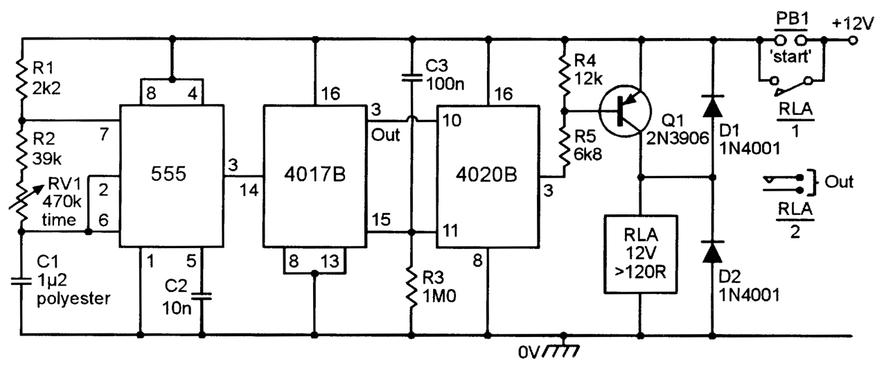timer circuit adjustable timer circuit with 555 ic ic 555 timer