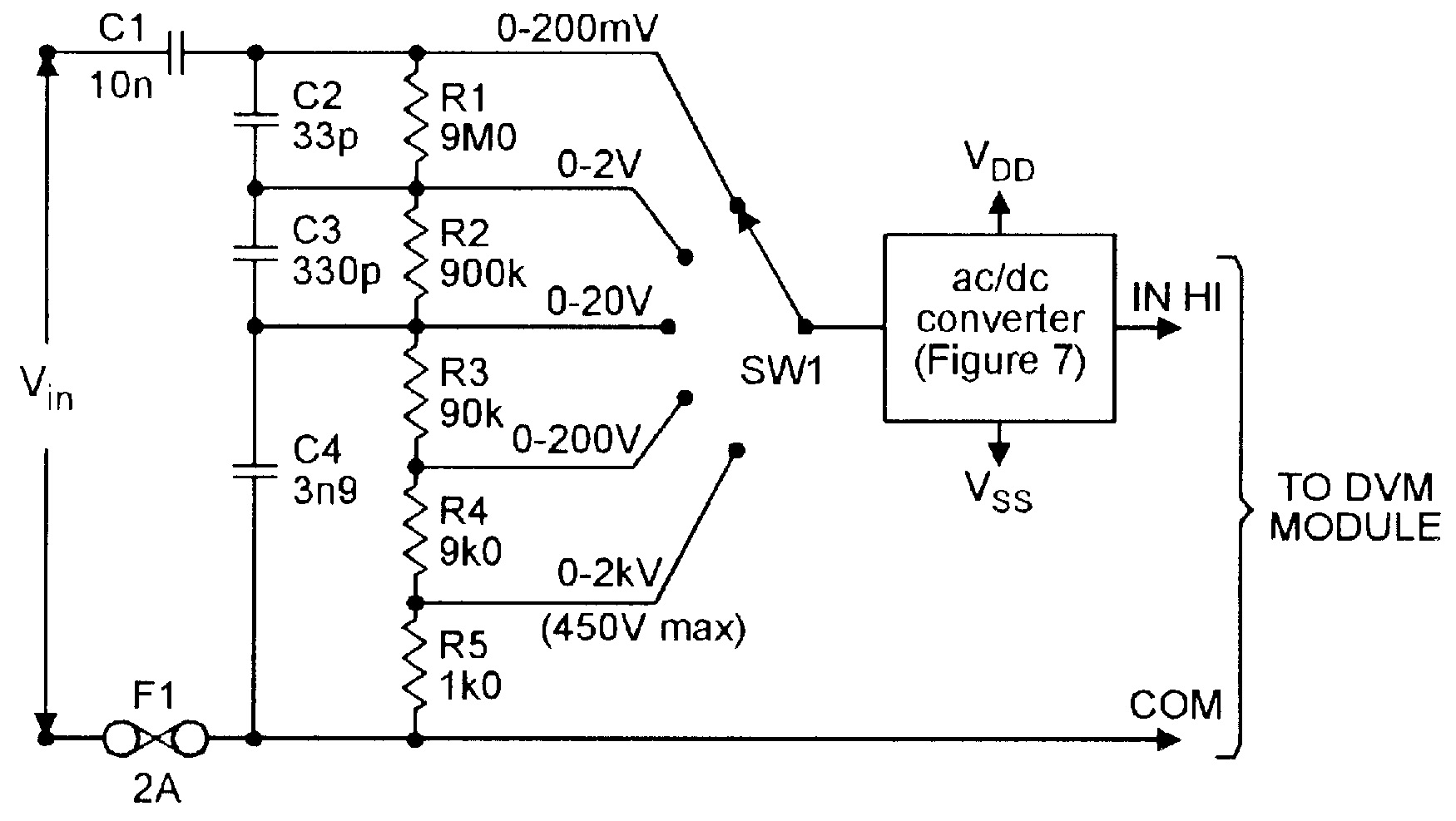 hight resolution of electronic circuit diagram low power high frequency deflection electronic circuit diagram low power high frequency deflection
