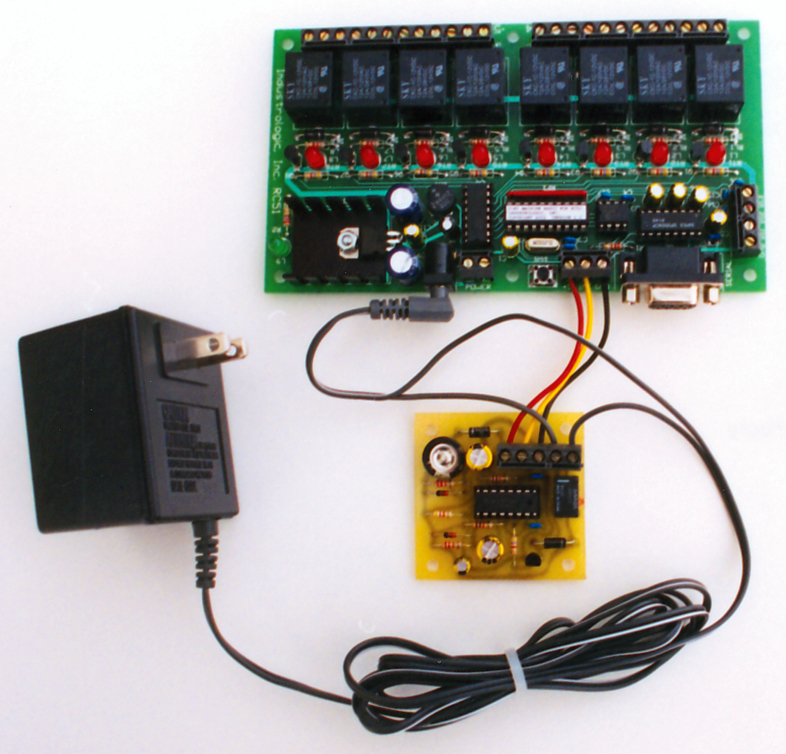 Of The Test Boards Used To Createthe Crystaloscillator Circuit