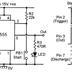 How To Draw A Timing Diagram For Circuit Dot Statistics Who Make '555' Monostable Circuits | Nuts & Volts Magazine
