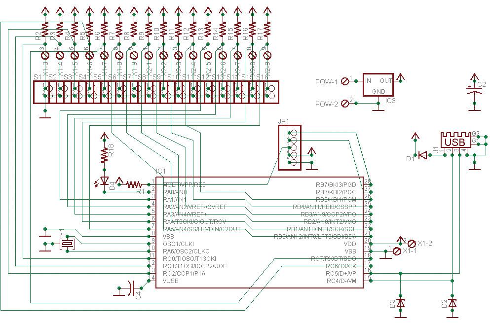 mechanical keyboard wiring diagram nest thermostat heat pump circuit 19 stromoeko de quick and easy usb input nuts volts magazine rh nutsvolts com