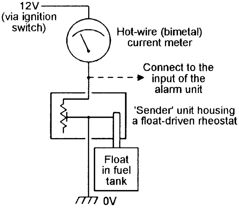 Tank Sending Unit Wiring Diagram Sending Unit Repair