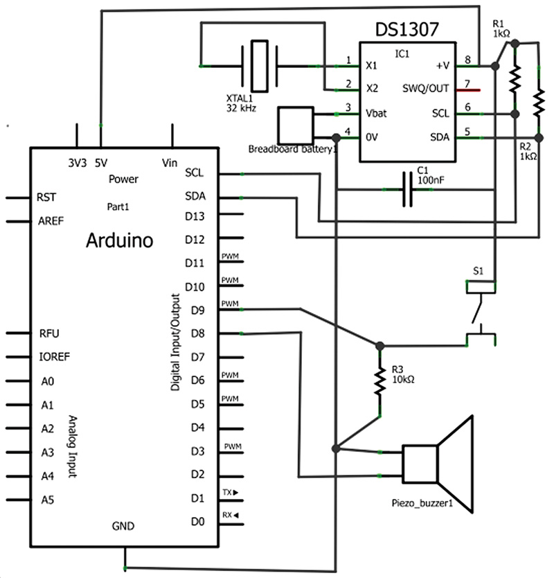 Smiley's Workshop 53: Fritzing With the Arduino — Part 5