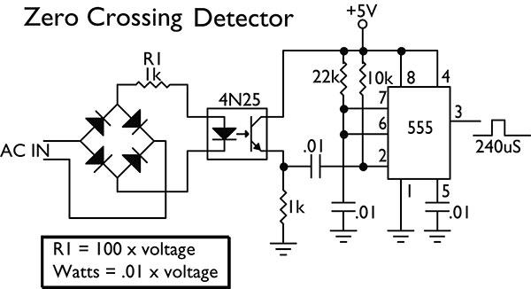 voltage drop in ac circuit