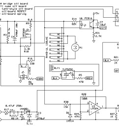 on the schematic in figure 1 the 5v and ground points belong to an isolated 5v 1a cell phone charger not shown is the pic16f747 and associated circuitry  [ 1988 x 995 Pixel ]