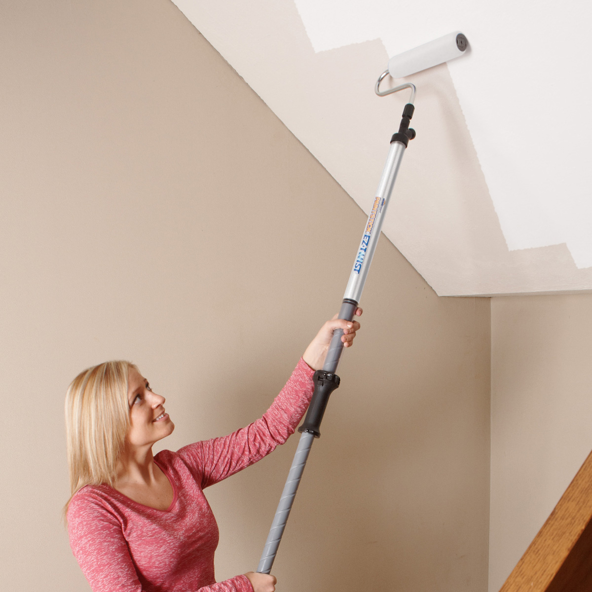 How To Paint A Ceiling Nutty Diy