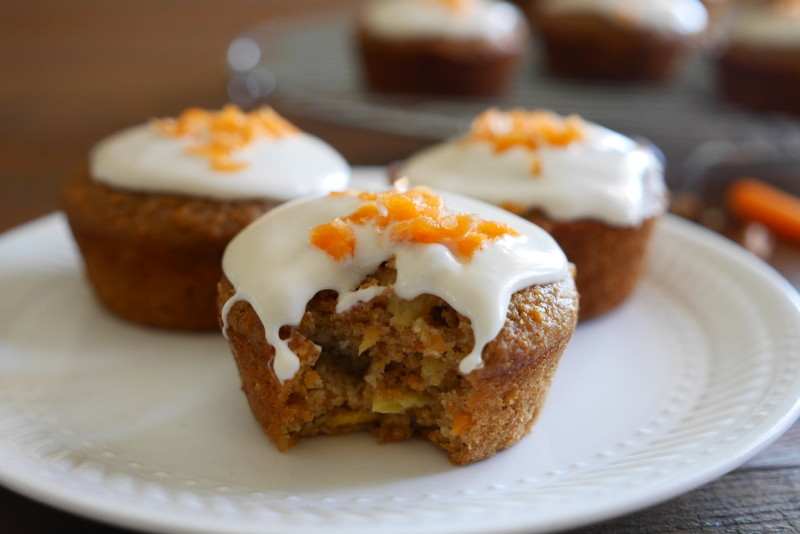 Calories In  Slice Of Carrot Cake Without Icing