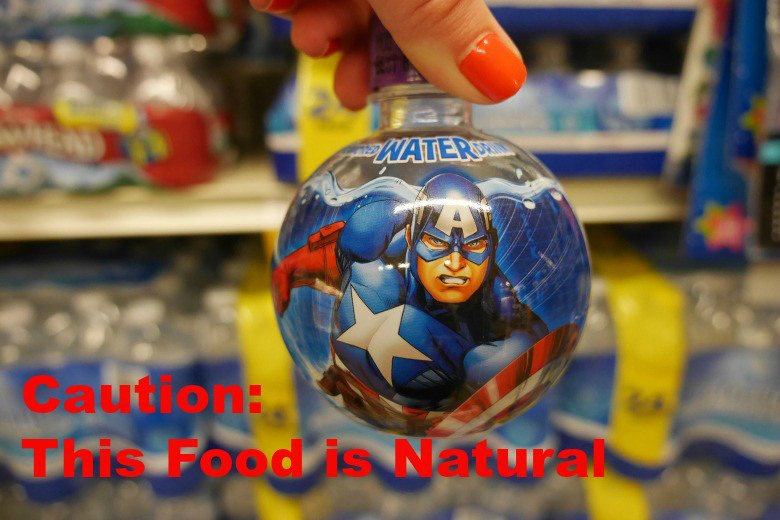 Caution: This Food is Natural www.nuttynutritionandfitness.com