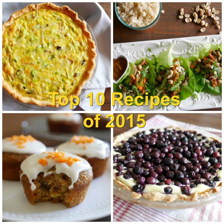 Top 10 recipes www.nuttynutritionandfitness.com