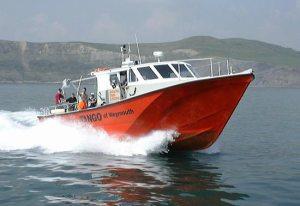 tango boat weymouth