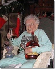 Grandma Smoking