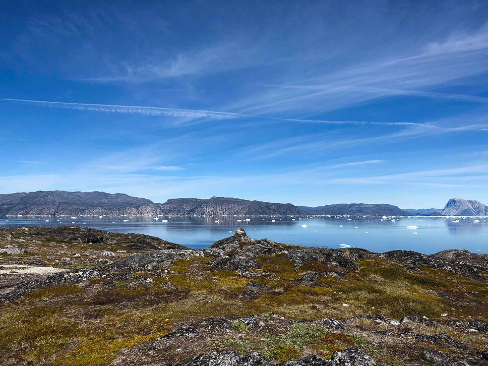 Kapisillit – Vandretur til Isfjorden