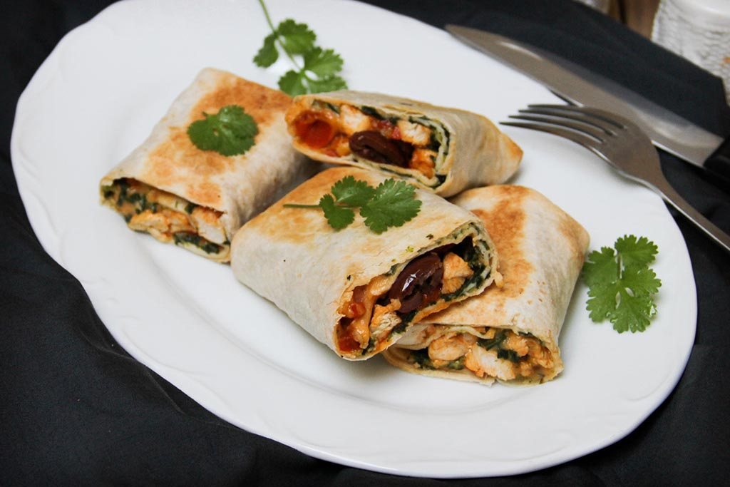 nuveg baked wraps with spinach