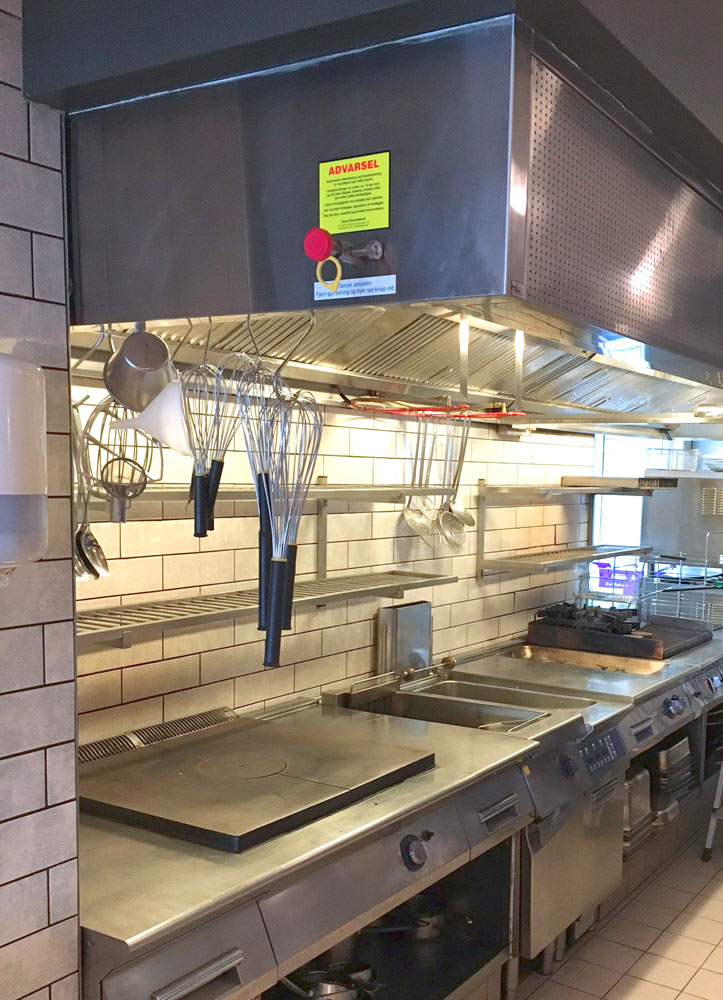 Showcase  Nuventas  Commercial Kitchen Ventilation