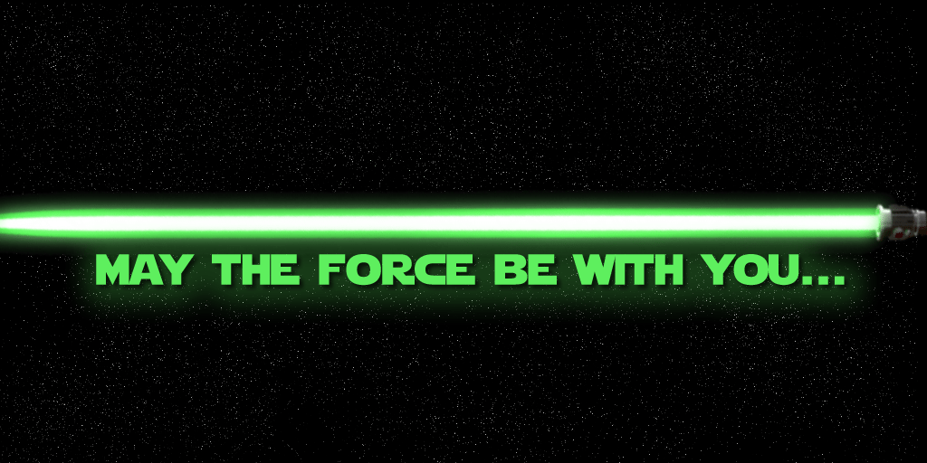 force be with