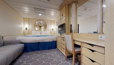 Navigator of the Seas- Interior 3D Model