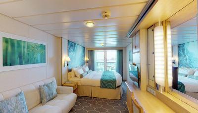 Navigator of the Seas – Ocean View Balcony 3D Model