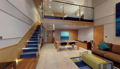 Oasis of the Seas- Star Loft Suite 3D Model