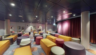 Oasis of the Seas Adventure Ocean Theater 3D Model