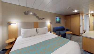 Oasis of the Seas- Promenade View Interior 3D Model