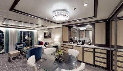 Symphony of the Seas – Owner's Suite 3D Model