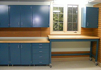 Garage Workbench Kitchen Cabinets